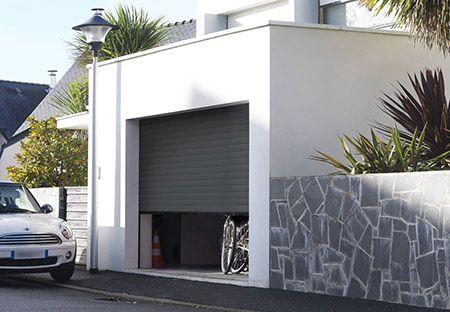 Prix D Une Porte De Garage En Aluminium Travaux Com