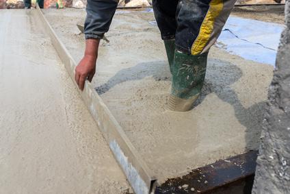 le prix d une dalle de beton