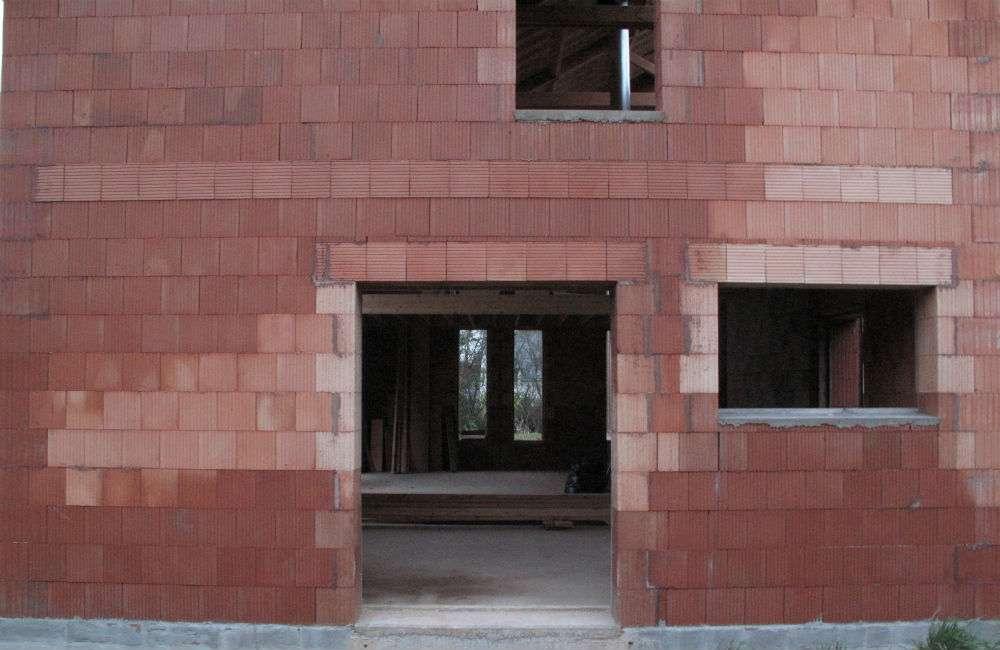 Prix Dun Mur En Brique Monomur Au M2