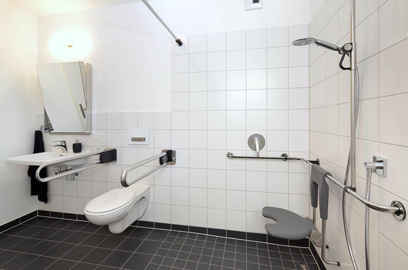 amenagement d une salle de bain pmr