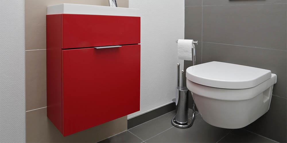 poser un wc suspendu