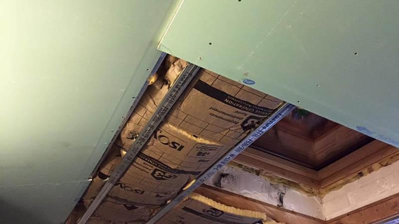 poser un plafond suspendu