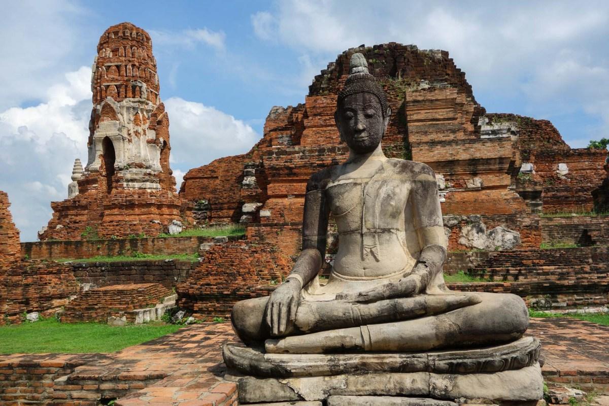 Ayutthaya's temples