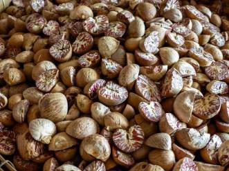 Betel nuts at Zeigyi Market in Mawlamyine