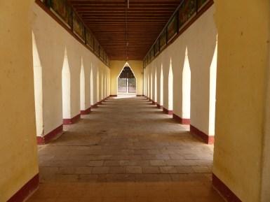 Corridor - Temple at Bagan Christian Jansen & Maria Düerkop