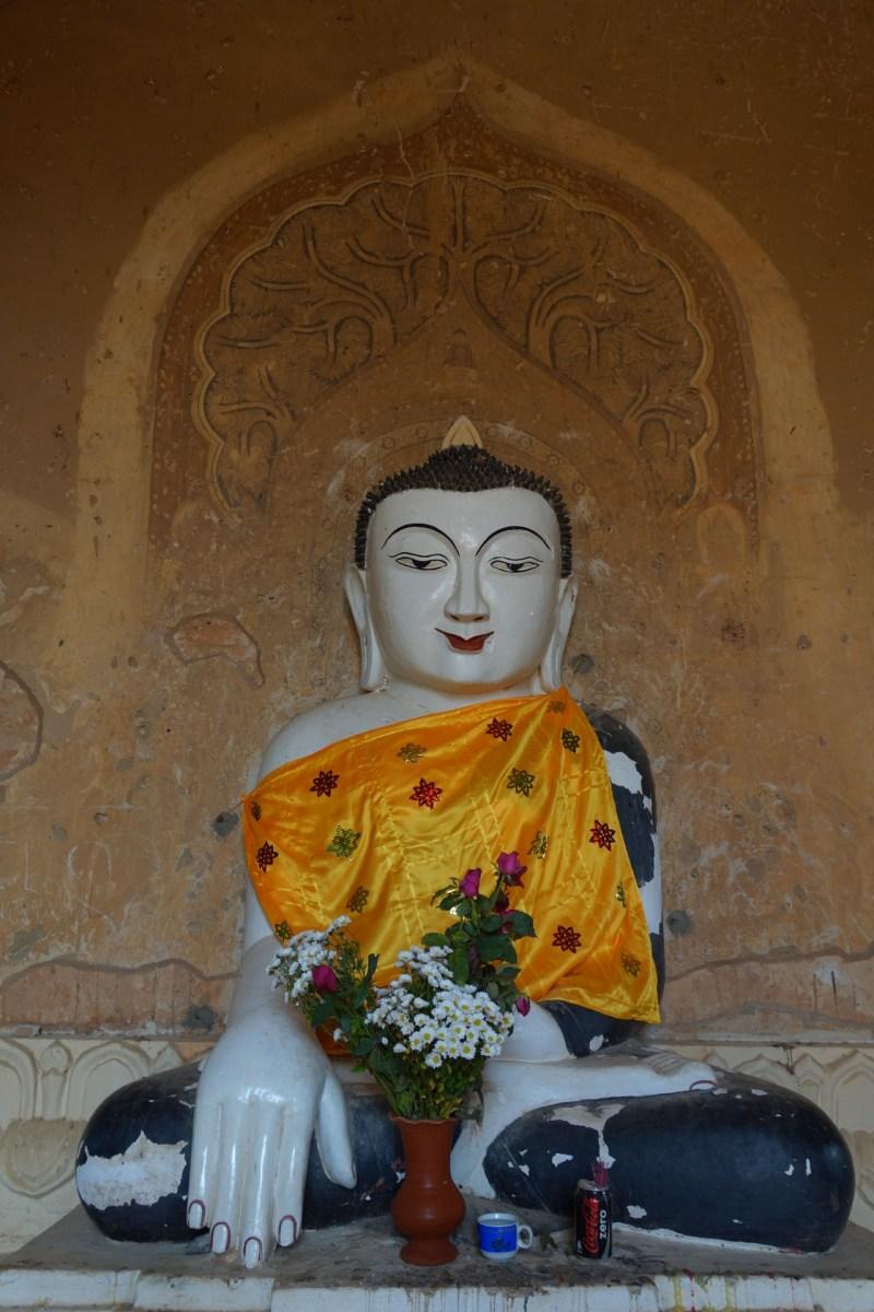 Buddha - Bagan Temple Christian Jansen & Maria Düerkop