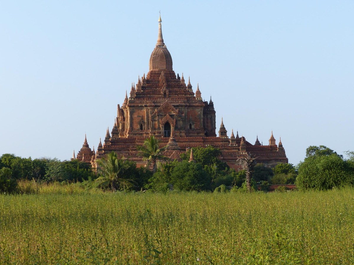 Bagan temple Christian Jansen & Maria Düerkop