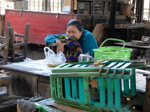 Mandalay - Nap after market morning Christian Jansen & Maria Düerkop