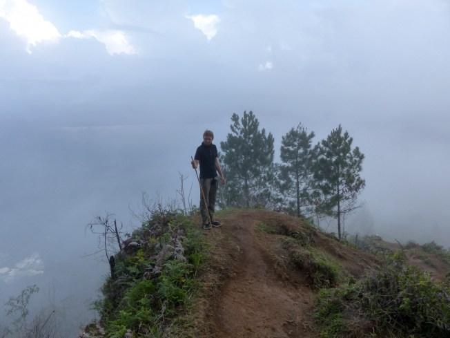 Tana Toraja - hike in the fog Christian Jansen & Maria Düerkop