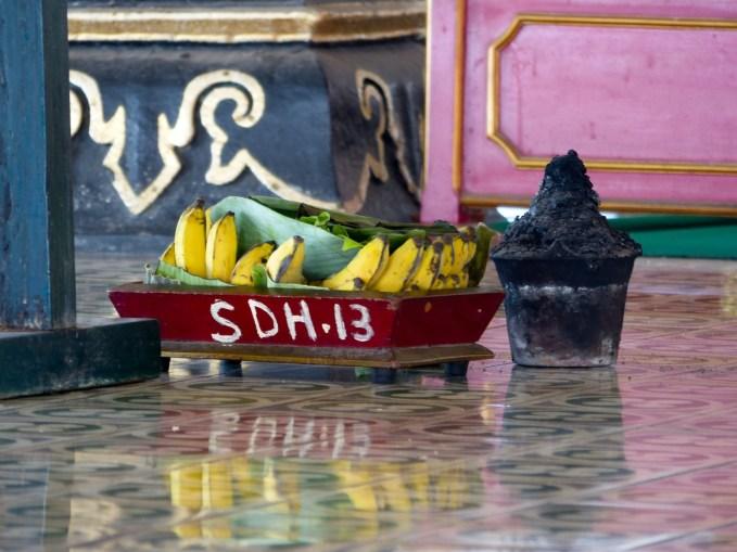 Yogyakarta - Banana offerings Christian Jansen & Maria Düerkop