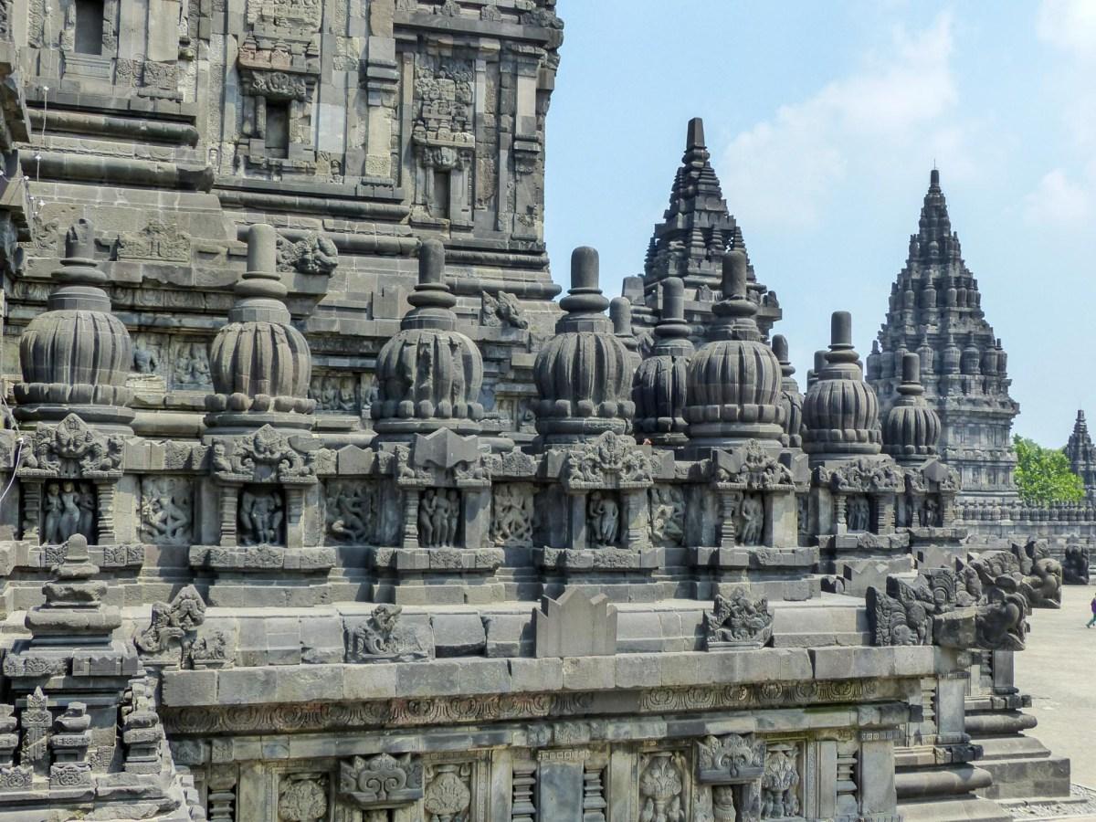 Yogyakarta - Prambanan temples Christian Jansen & Maria Düerkop