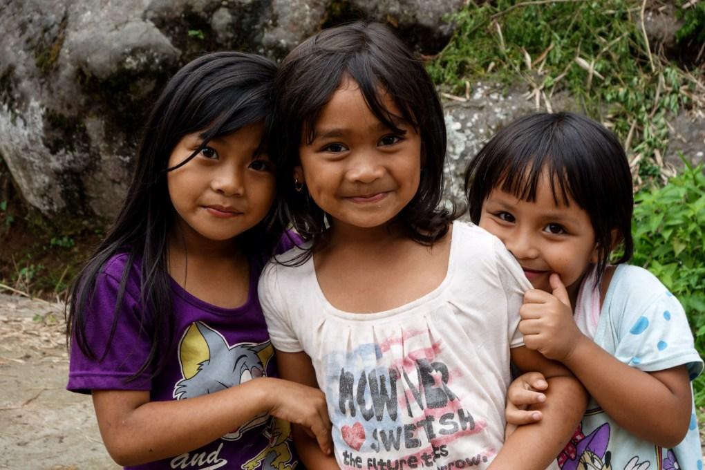 Tana Toraja - sweet smiles