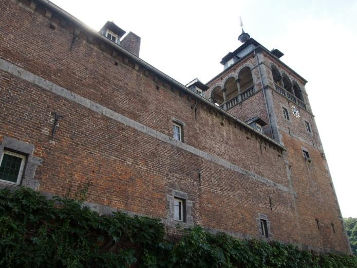 Abbey of Leffe in Dinant, Belgium