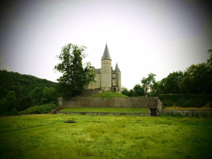 Castle of Vêves, Belgium