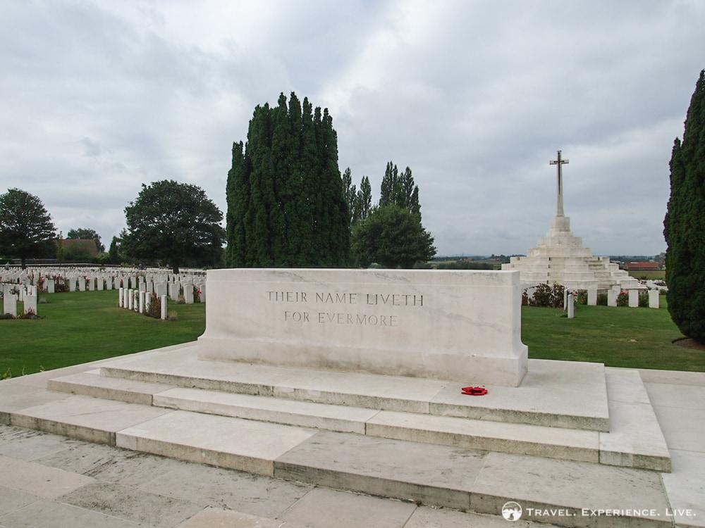 Tyne Cot War Cemetery, Flanders