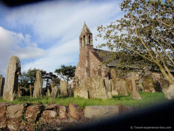 Church in Bowness-on-Solway