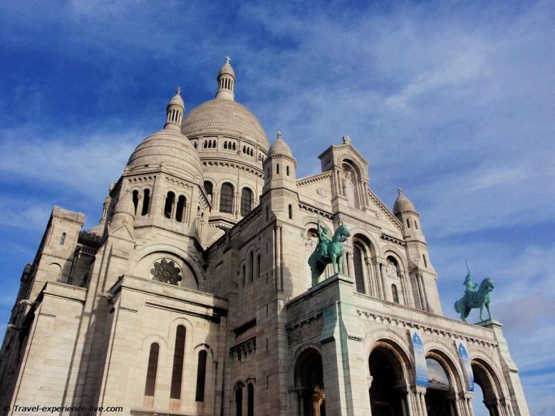 Basilique du Sacré-Cœur.