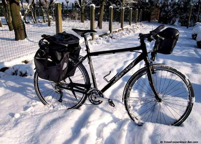 My touring bike