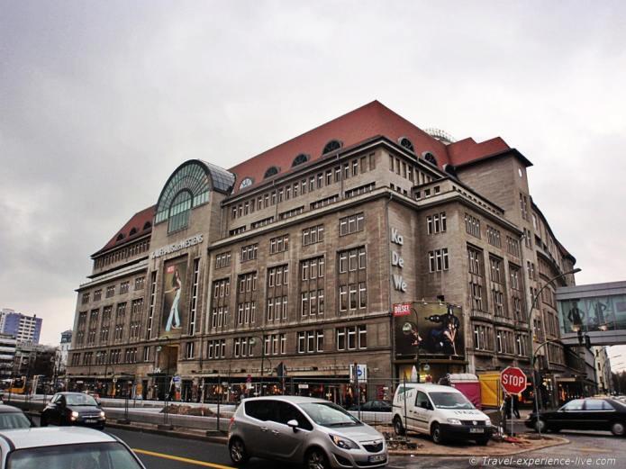 KaDeWe, Berlin, Germany.