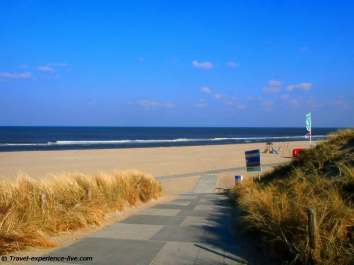 Katwijk aan Zee, Netherlands.