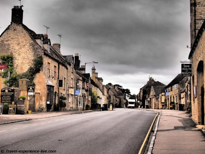 Stow-on-the-Wold, England.