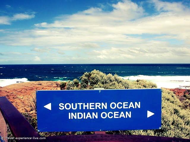 Cape Leeuwin, Western Australia.