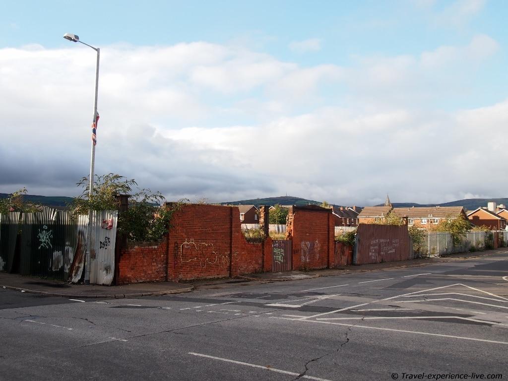 West Belfast, Northern Ireland.