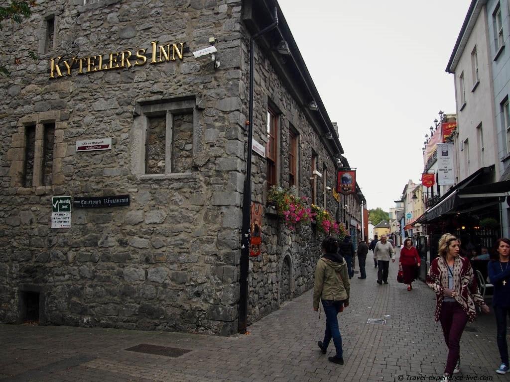 Kyteler's Inn in Kilkenny