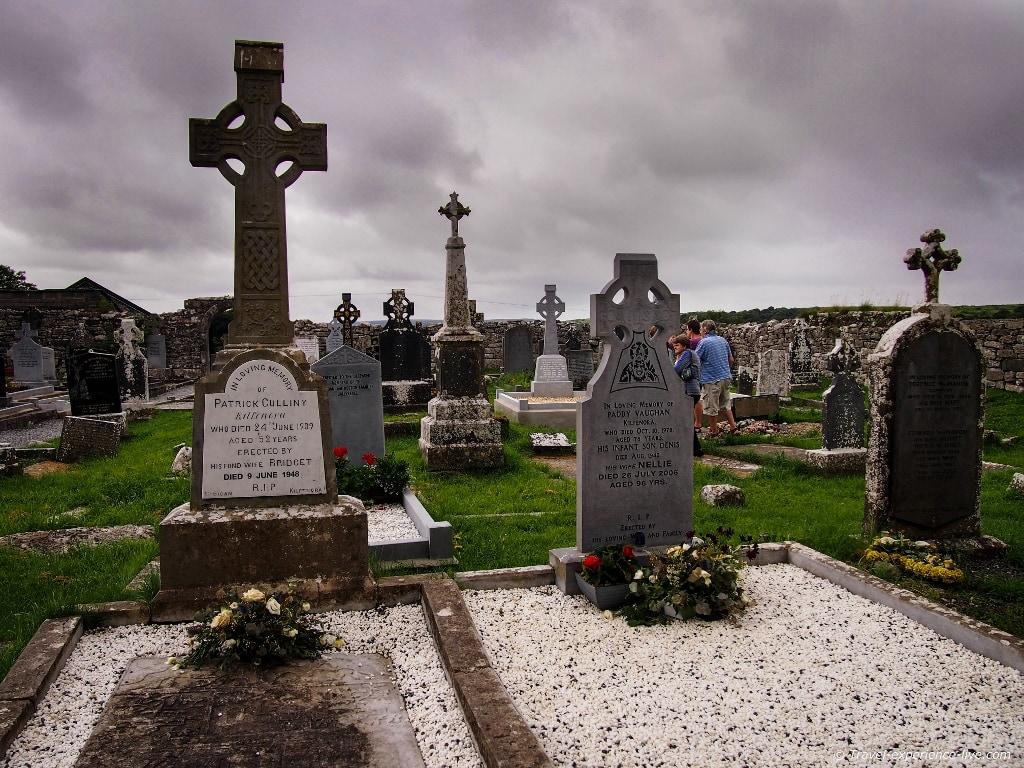 The Kilfenora High Crosses, Ireland.