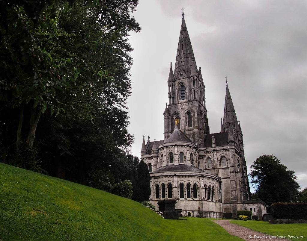 Saint Fin Barre's Cathedral in Cork.