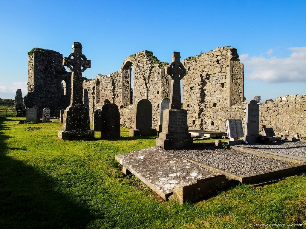 Athassel Priory ruins.