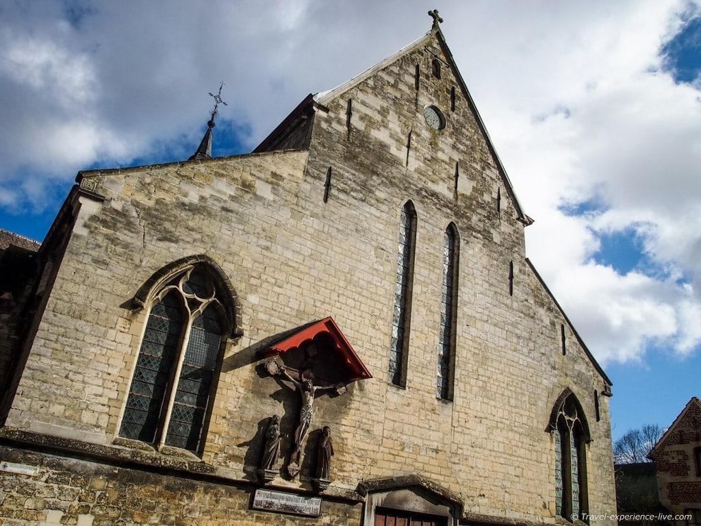Saint Catherine Church, Tongeren, Belgium