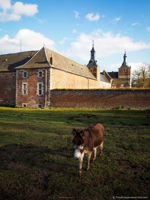 Castle Betho in Tongeren, Belgium