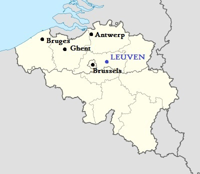 Location Leuven, Belgium