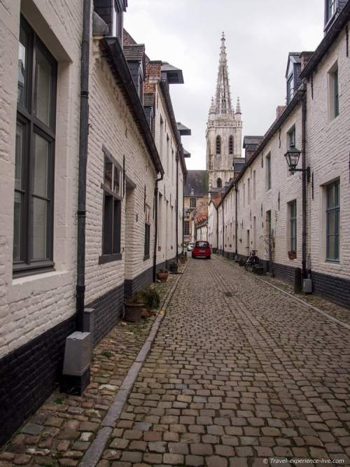 Small Beguinage of Leuven