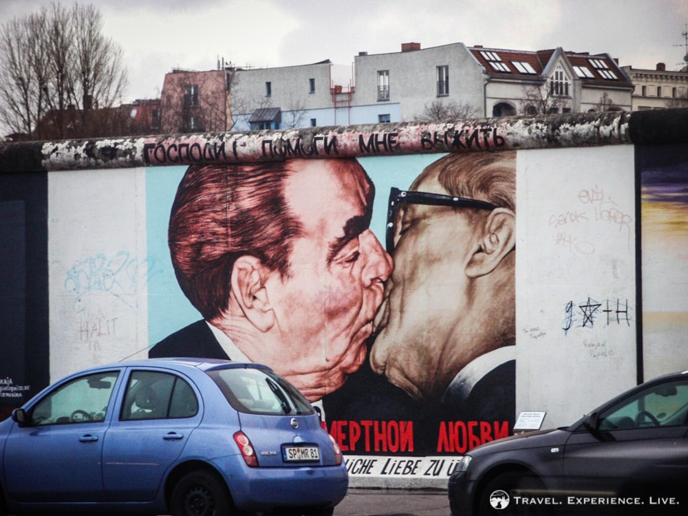 'My God, Help Me to Survive This Deadly Love' at the East Side Gallery