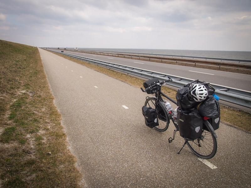 Bicycle Touring Packing List: Touring Bike