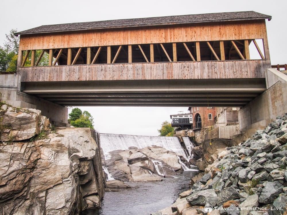 Quechee Bridge, Vermont
