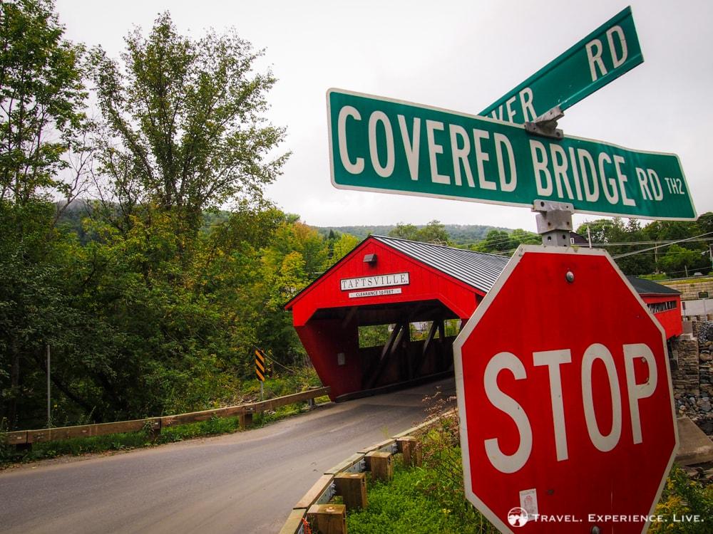 Taftsville Bridge, Taftsville, Vermont