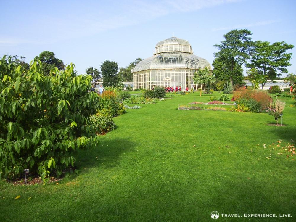 National Botanic Gardens of Dublin
