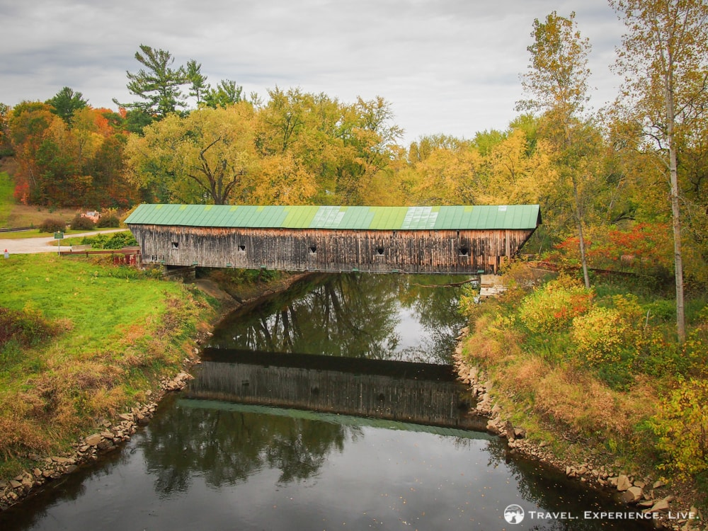 Hammond Covered Bridge, Vermont