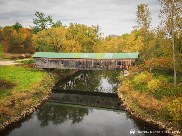 Hammond Covered Bridge, Vermont