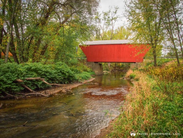 Covered Bridges of Vermont: Cooley Bridge