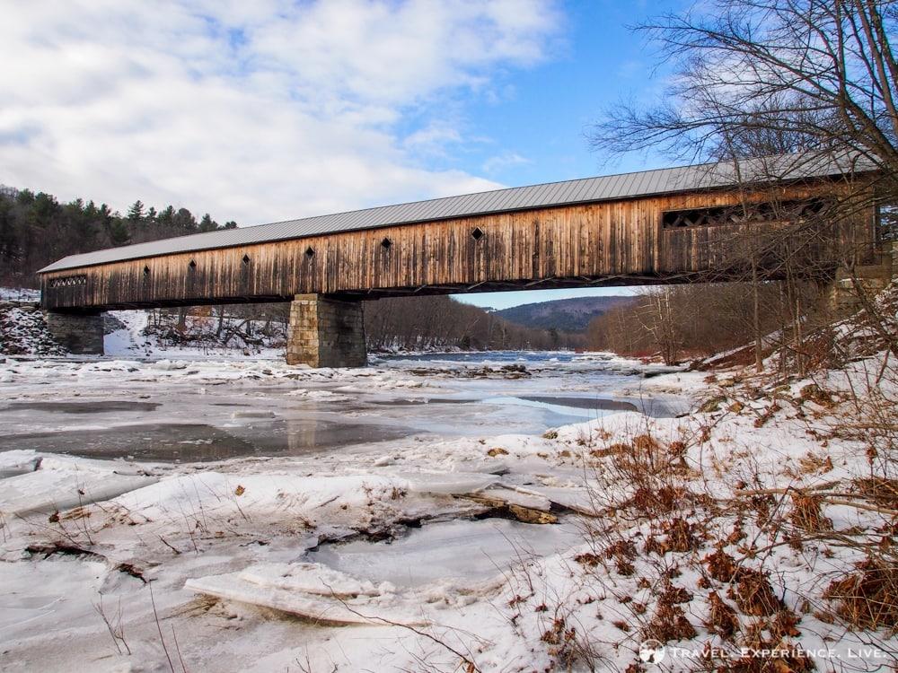West Dummerston Bridge, Vermont