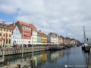 The prettiest street: Nyhavn in Copenhagen