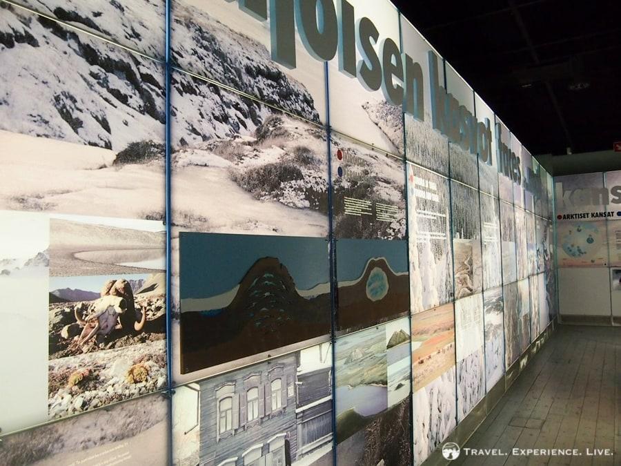 The Arktikum Museum in Rovaniemi, Finland