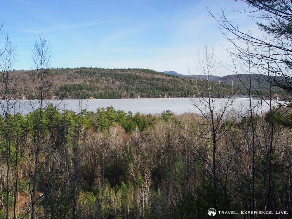 Lake Morey in Fairlee, Vermont