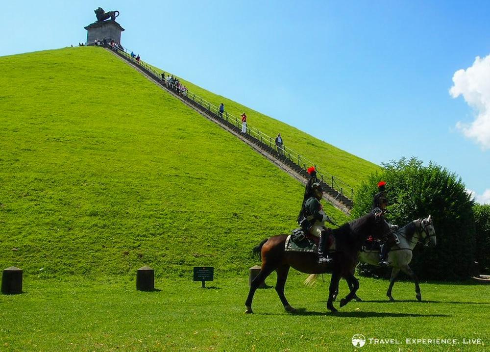Essential Activities to do in Belgium: Waterloo Battlefield
