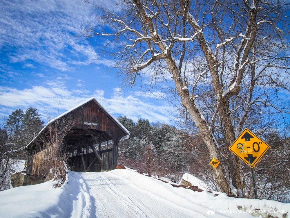 Coburn Bridge, East Montpelier, Vermont