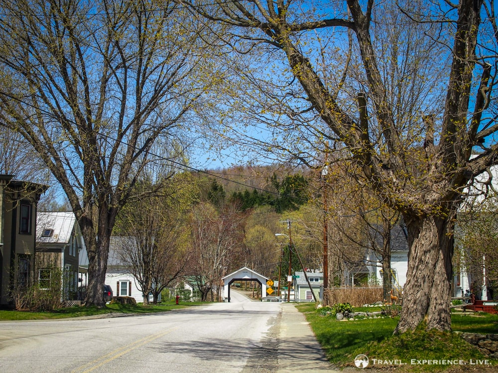 Fuller Bridge, Montgomery, Vermont